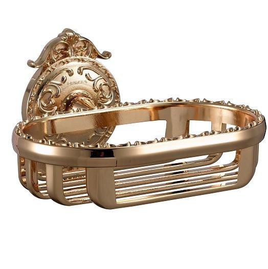 Мыльница решетка Hayta Classic Gold 13904/GOLD