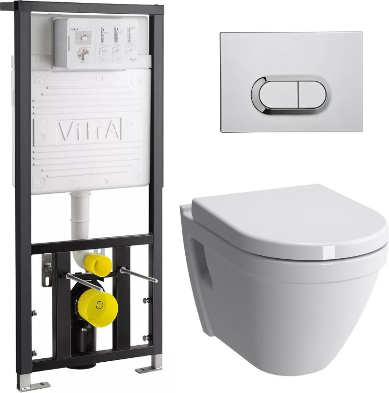 Комплект Vitra S50 9003B003-7201 цена в Москве и Питере
