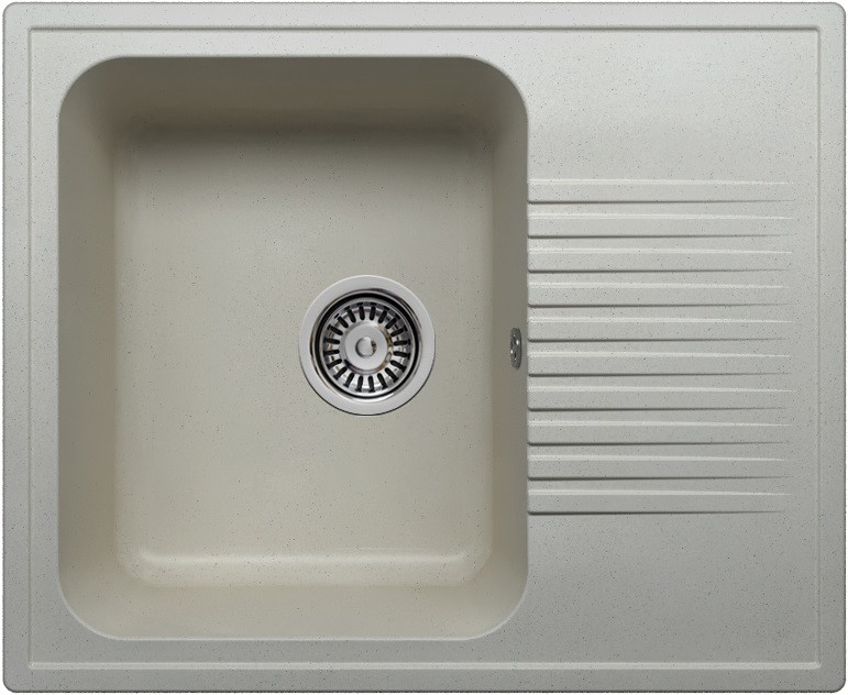 Кухонная мойка Polygran серый F-07 №14 кухонная мойка polygran серый f 10 14