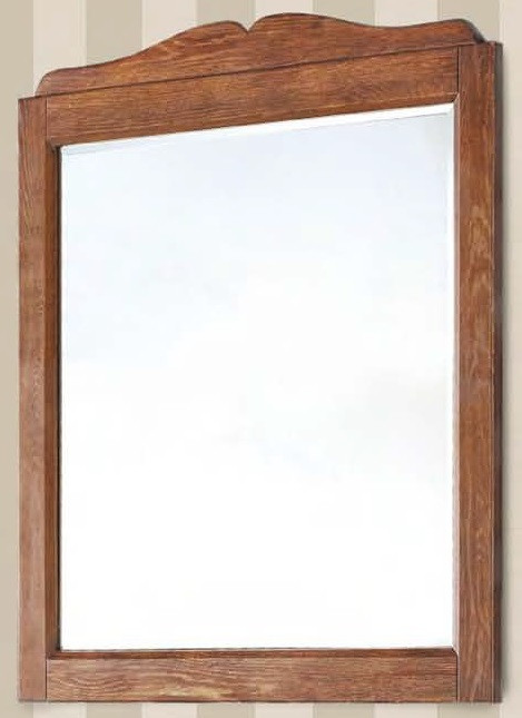 Зеркало 86х102 см вишня BelBagno Novanta BB01S/ACA цена в Москве и Питере