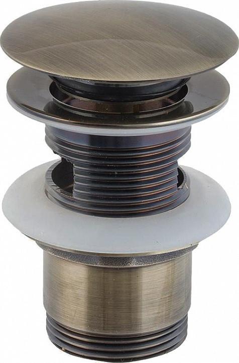 Купить со скидкой Донный клапан с переливом Orange X1-004br
