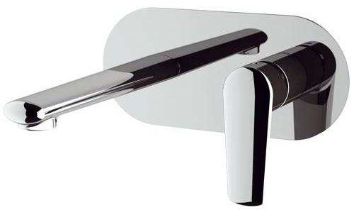 Смеситель для раковины без донного клапана Remer Vanity V15 смеситель для раковины без донного клапана remer ten t11