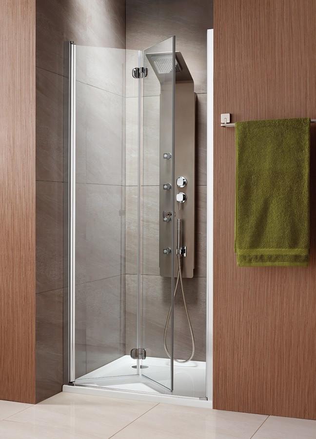 Душевая дверь Radaway EOS DWB 70 L прозрачное фото