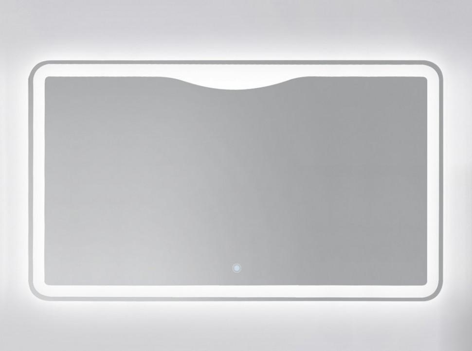 Зеркало с подсветкой 120х80 см BelBagno SPC-1200-800-LED зеркало belbagno spc mar 1200 800 led btn