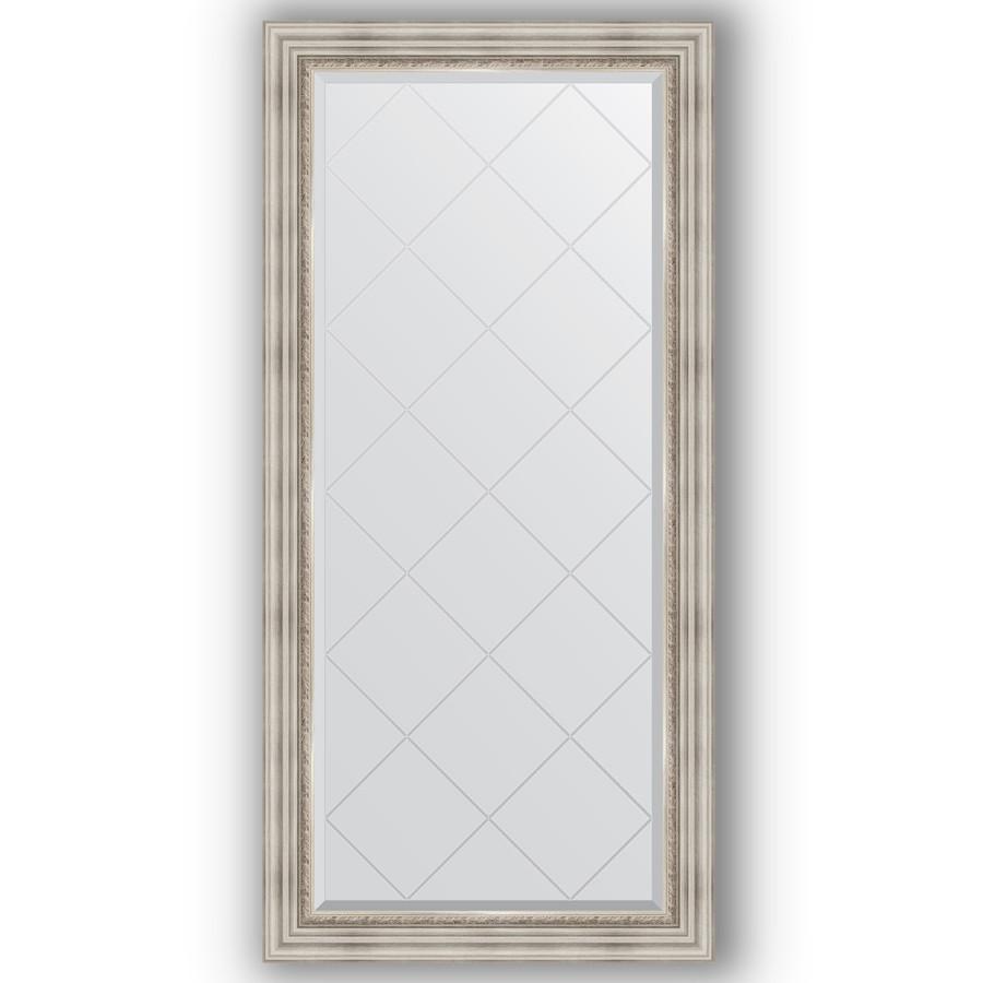 Зеркало 76х158 см римское серебро Evoform Exclusive-G BY 4276