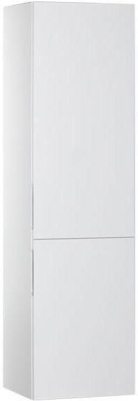 Пенал подвесной правый белый Aquanet Алвита 00184303 цена