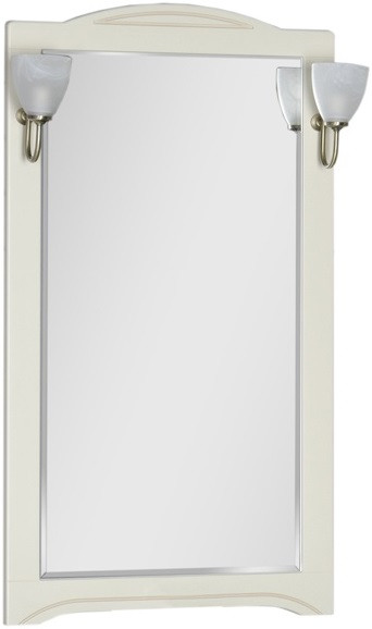 Зеркало 60х112 см бежевый Aquanet Луис 00164891