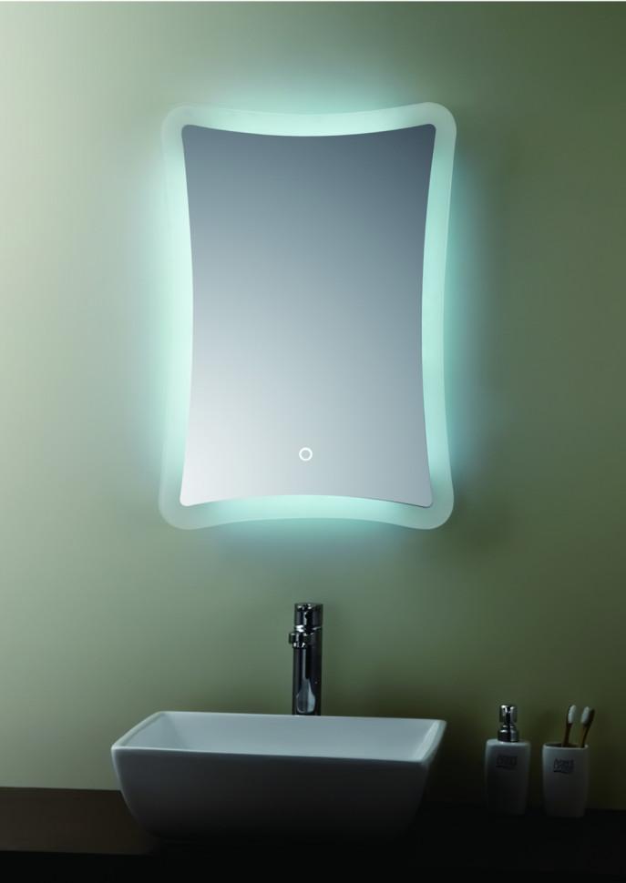 Зеркало с подсветкой 47х67 см Esbano ES-1985FD