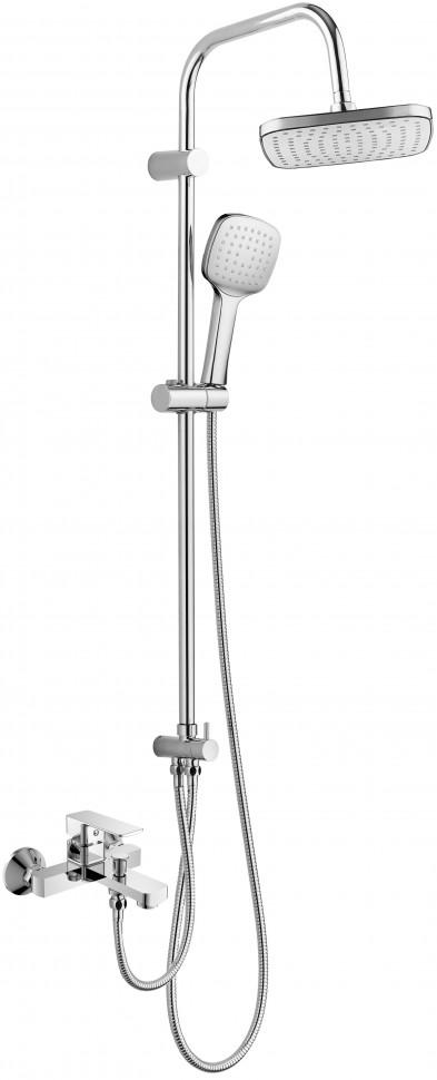 Купить со скидкой Душевая стойка 230 мм Orange Plito M16-933cr