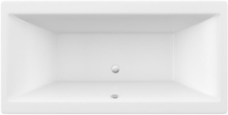 Акриловая ванна 180x80,5 см Excellent Pryzmat WAEX.PRY18WH