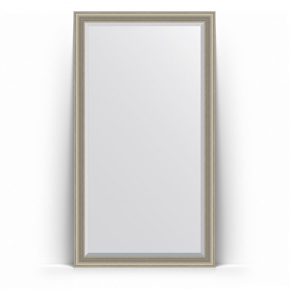 Фото - Зеркало напольное 111х201 см хамелеон Evoform Exclusive Floor BY 6160 зеркало напольное 111х201 см чеканка золотая evoform definite floor by 6020