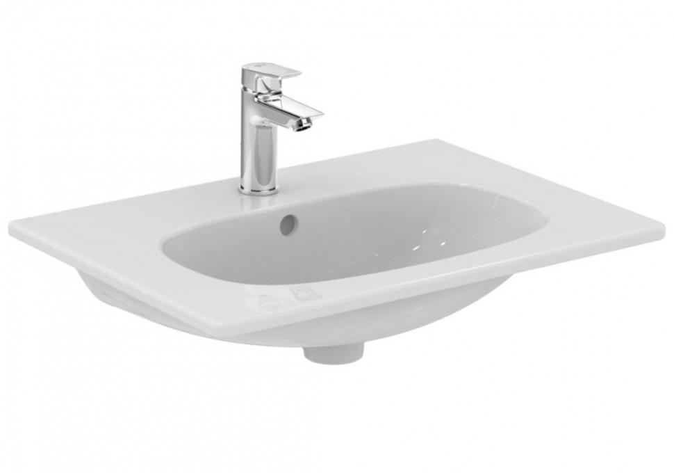 Раковина 60 см Ideal Standard Tesi Vanity T351001 раковина ideal standard tesi 60 t351401 белая