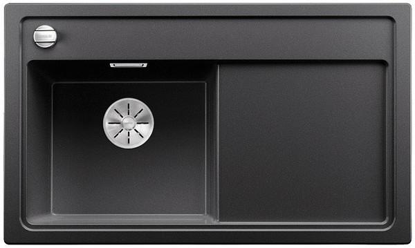 Кухонная мойка Blanco Zenar 45 S-F InFino антрацит 523819 цена в Москве и Питере