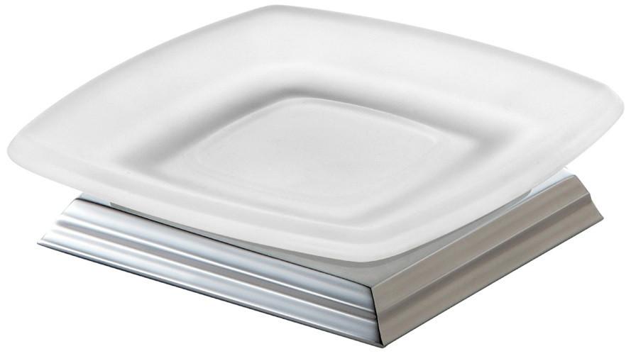 Фото - Мыльница Novella Imperiale IM-02121 держатель туалетной бумаги novella imperiale im 04111 хром