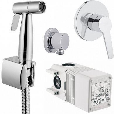 Гигиенический комплект Vitra Solid S A49226EXP смеситель с гигиеническим душем vitra solid s a49226exp