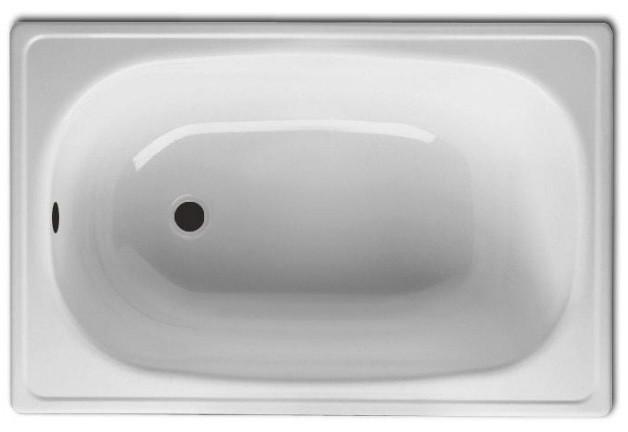 Стальная ванна 105х70 см BLB Europa Mini B15ESLS blb b60esls