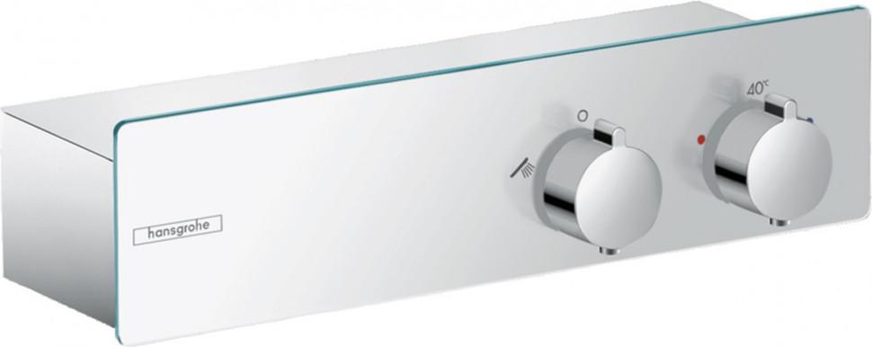 Термостат для душа Hansgrohe ShowerTablet 13102000 смеситель для душа hansgrohe showertablet 13102000 с термостатом хром