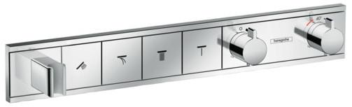 Термостат для 4 потребителей Hansgrohe RainSelect 15357000
