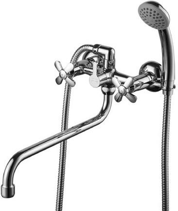 Смеситель для ванны Lemark Partner LM6541C недорго, оригинальная цена