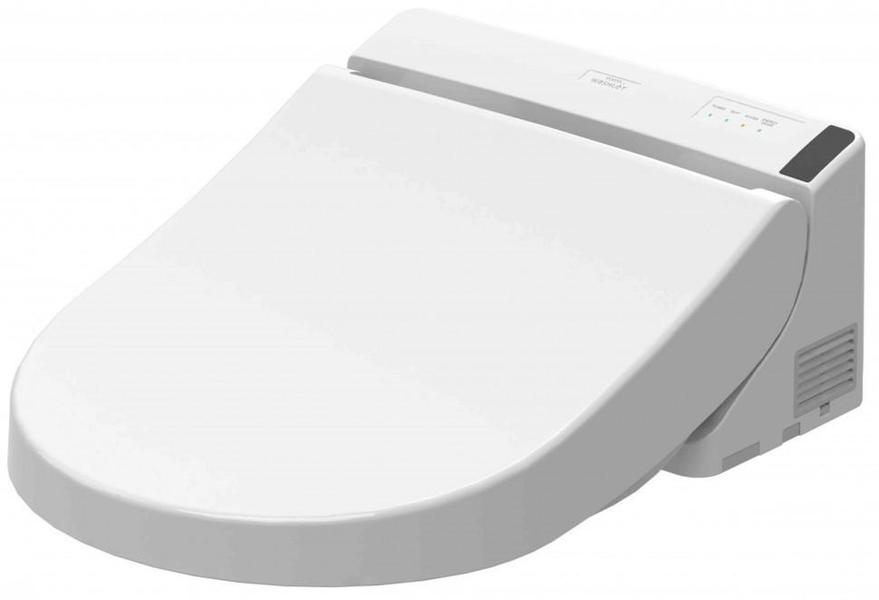 Сиденье для унитаза с дистанционным управлением Toto WASHLET™ GL 2.0 MH/NC TCF6532G#NW1 металлческая панель для подвесного унитаза toto sg 7ee0007