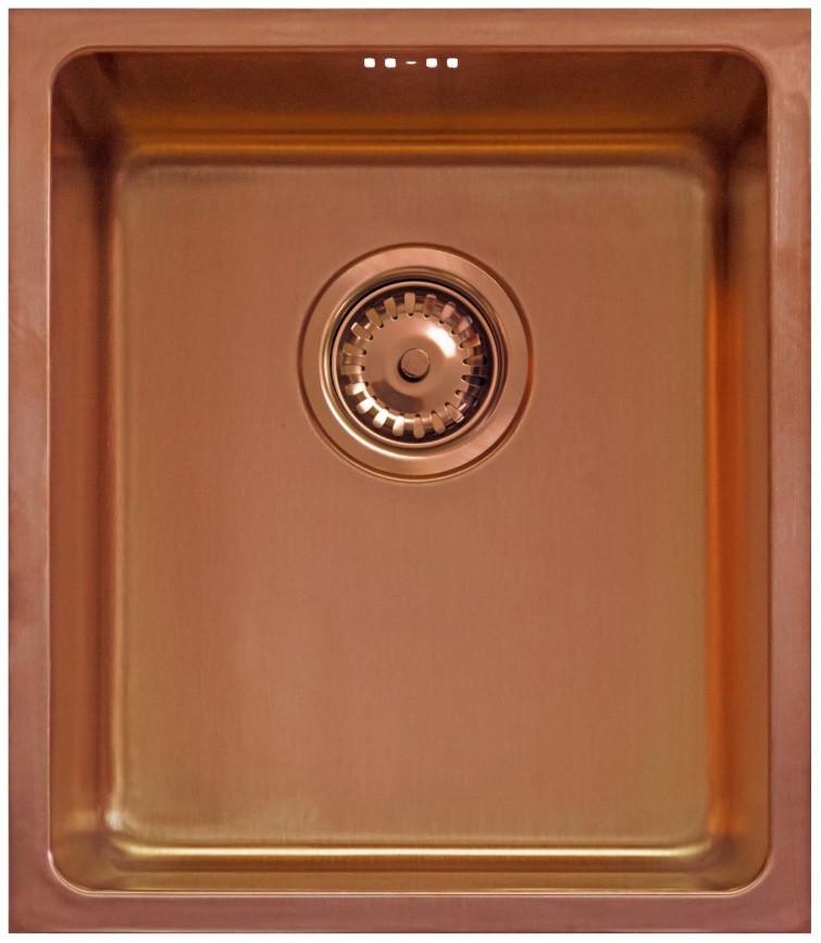 Кухонная мойка Seaman Eco Roma SMR-4438A-Red Bronze.A фото