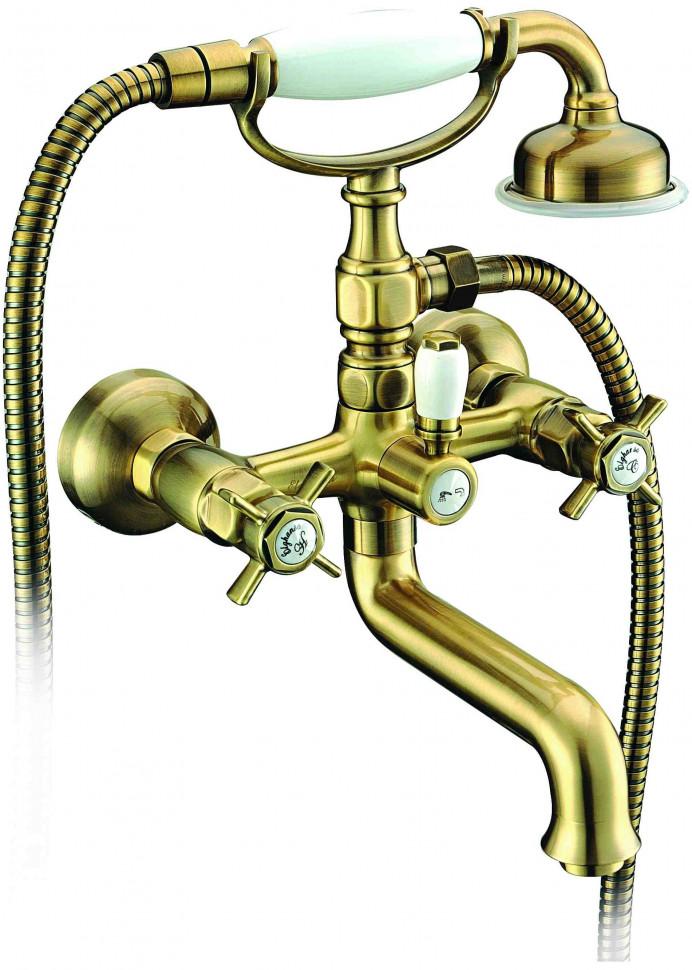 Смеситель для ванны Elghansa Praktic Bronze 2322660-Bronze