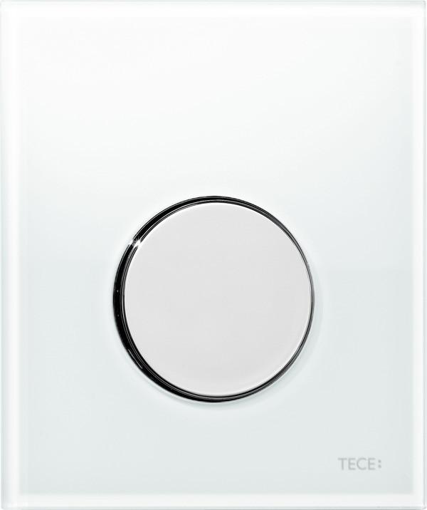 Смывная клавиша для писсуара TECE TECEloop белый/глянцевый хром 9242660 смывная клавиша двухрежимная глянцевый хром vitra loop r 740 0680