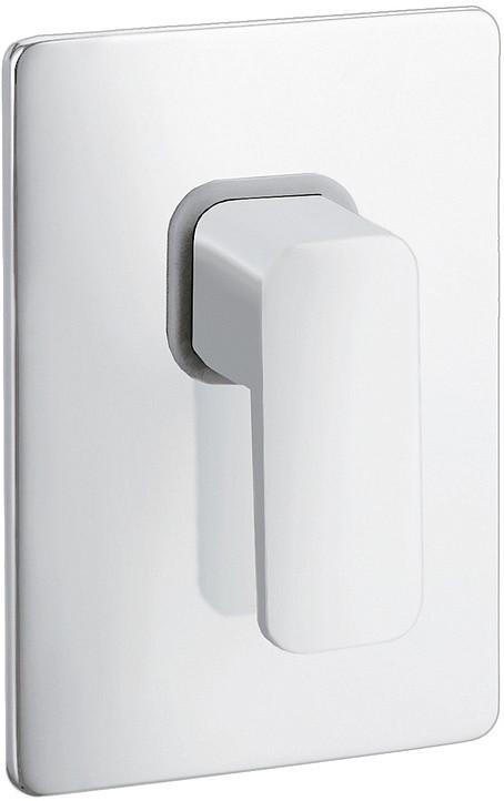 Смеситель для душа Elghansa Mondschein White 3420235-White смеситель для раковины elghansa mondschein white 1620235 white