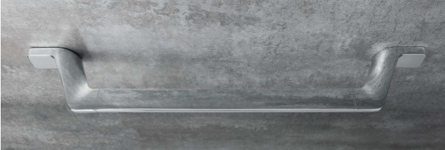 Полотенцедержатель 71 см Colombo Design Alize B2511 фото