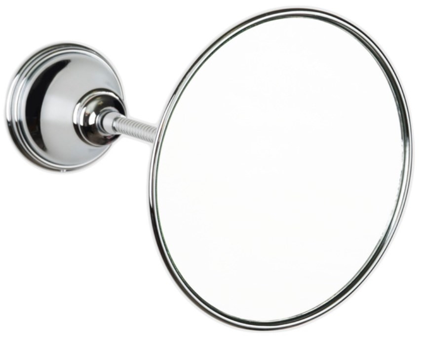Косметическое зеркало хром Tiffany World Harmony TWHA025cr крючок хром tiffany world harmony twha016cr