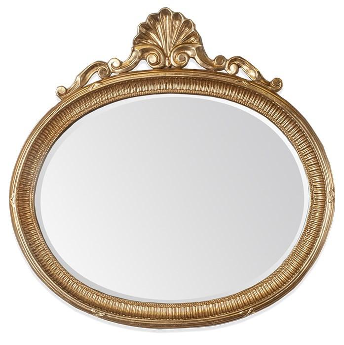 Зеркало 92х92 см золото Tiffany World TW03199oro цена 2017