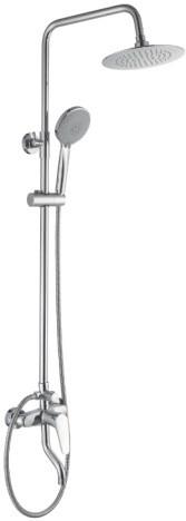 Душевая система Aquanet Round FSC1602-2