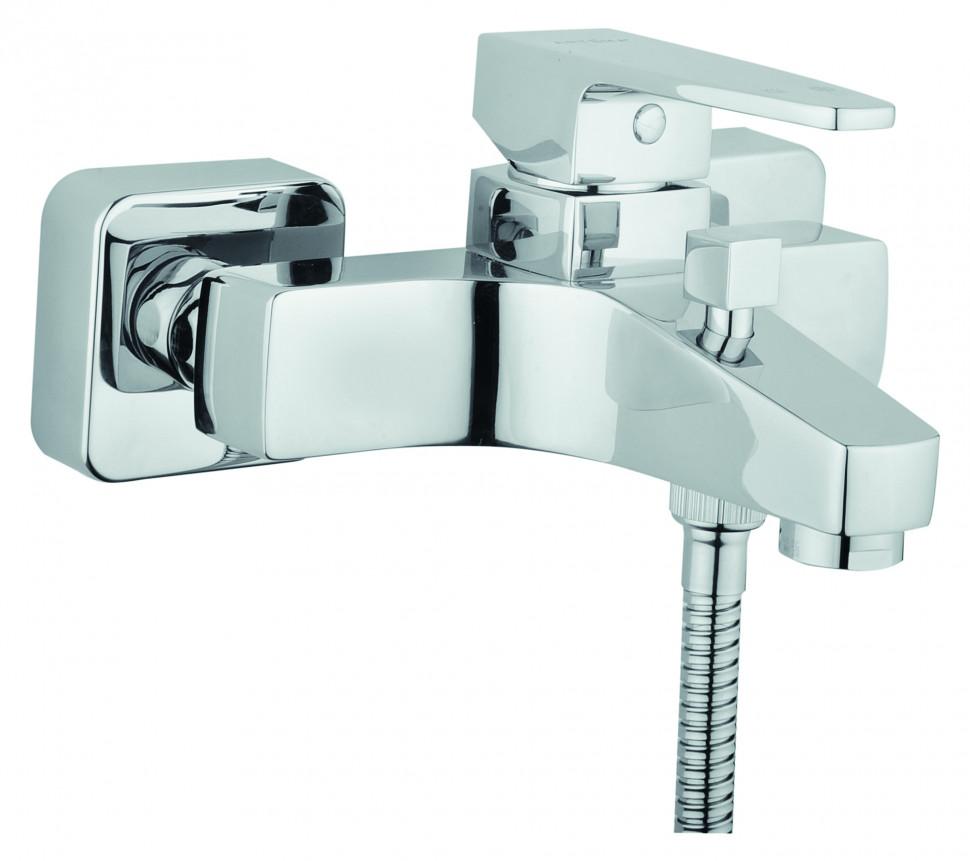 Смеситель для ванны Vitra Q-Line A40778EXP