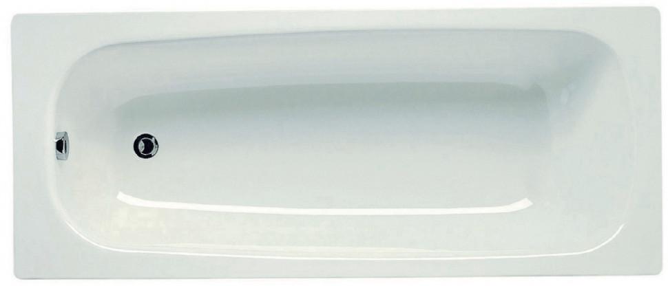 Стальная ванна 150х70 см Gala Fedra 6500001 ванна стальная gala vanesa 6735001 150х75 см
