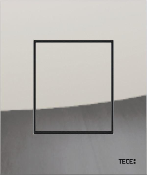 Смывная клавиша для писсуара TECE TECEnow глянцевый хром 9242401 смывная клавиша tece tecenow черный 9240403