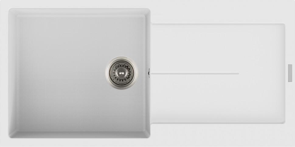 лучшая цена Кухонная мойка альпина Longran Enigma ENG1000.500 - 07