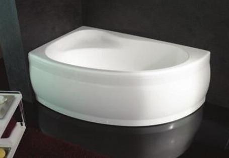 Акриловая ванна 155х100 см D Kolpa San Romeo Quat акриловая ванна kolpa san voice quat 150x95 r air