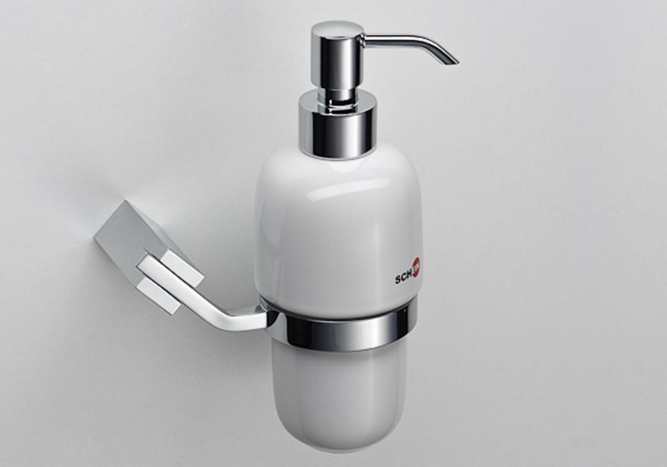 Дозатор жидкого мыла Schein Watteau 122D-R фото