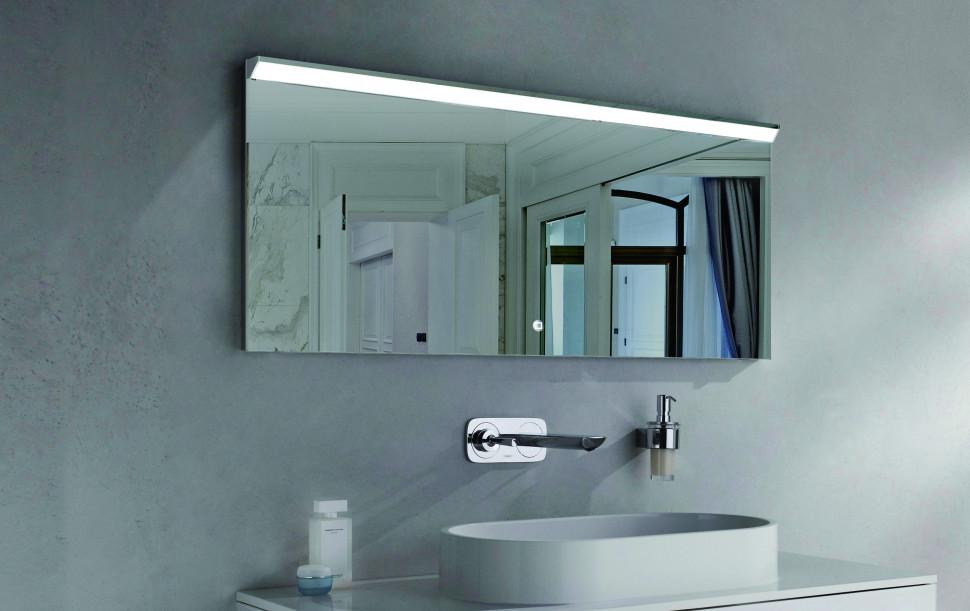 Зеркало с подсветкой 120х70 см Esbano ES-2597YD