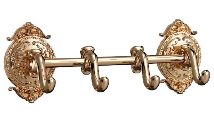 цена на Планка с 4 крючками Hayta Classic Gold 13902-4/GOLD