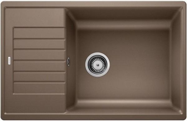 Кухонная мойка Blanco Zia XL 6S Compact мускат 523281 кухонная мойка blanco zia xl 6s compact кофе 523282