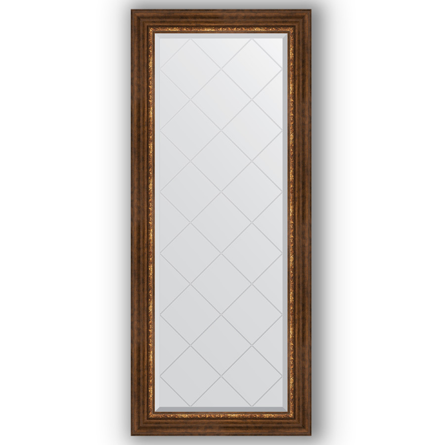 Фото - Зеркало 66х156 см римская бронза Evoform Exclusive-G BY 4148 4148