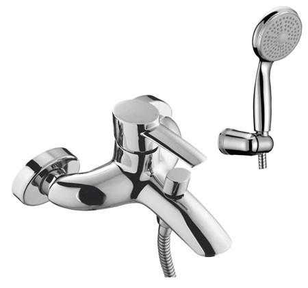 Смеситель для ванны с душем Lemark Atlantiss LM3202C lemark смесительlemark pallada lm2602c для ванны с душем