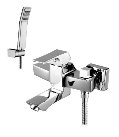 Смеситель для ванны Lemark Unit LM4514C смеситель lemark unit lm4514c хром