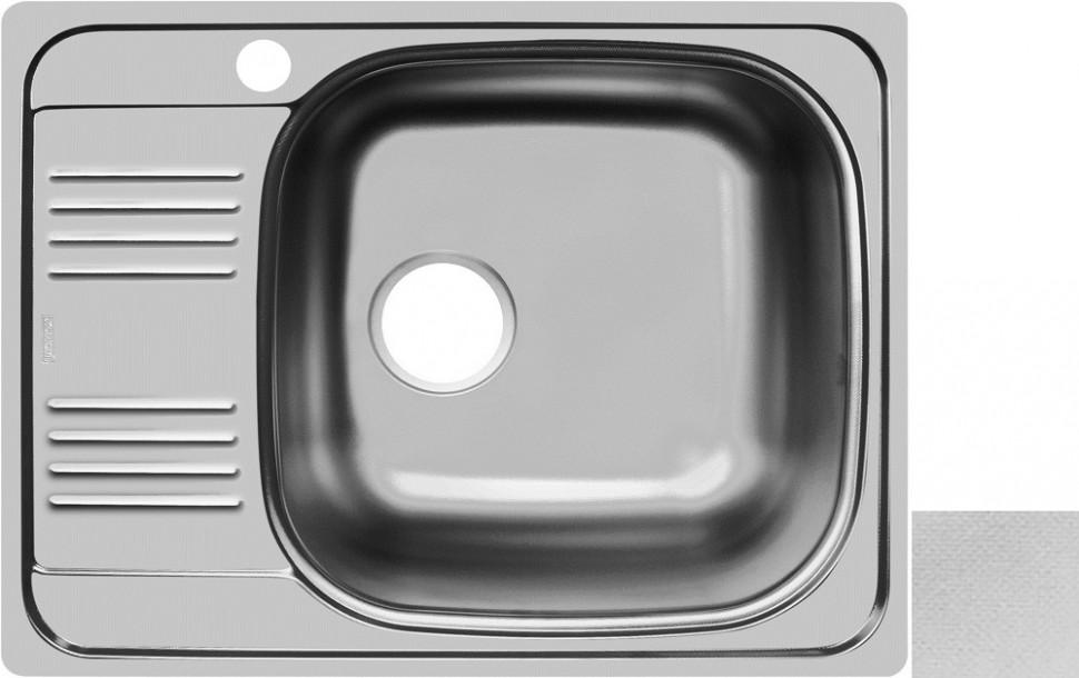Кухонная мойка декоративная сталь Ukinox Гранд GRL652.503 -GT8K 1R ukinox fal510 gt8k 0c
