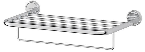 Полка для полотенец 50 см FBS Luxia
