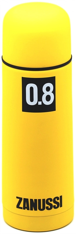Термос 0,8 л Zanussi Cervinia ZVF41221CF термос с металлической колбой cervinia 0 5 л желтый zvf21221cf zanussi