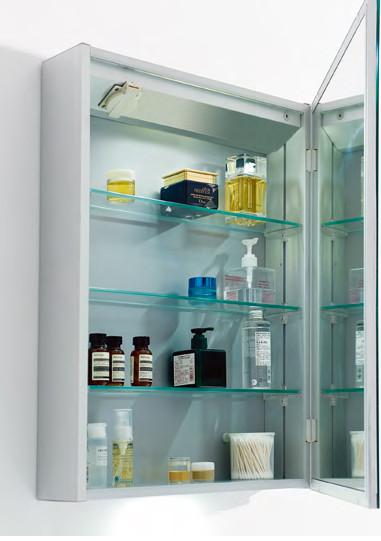 Зеркальный шкаф с нижней подсветкой 60х70 см BelBagno SPC-1A-DL-BL-600 зеркальный шкаф vigo mirella 80 с подсветкой белый