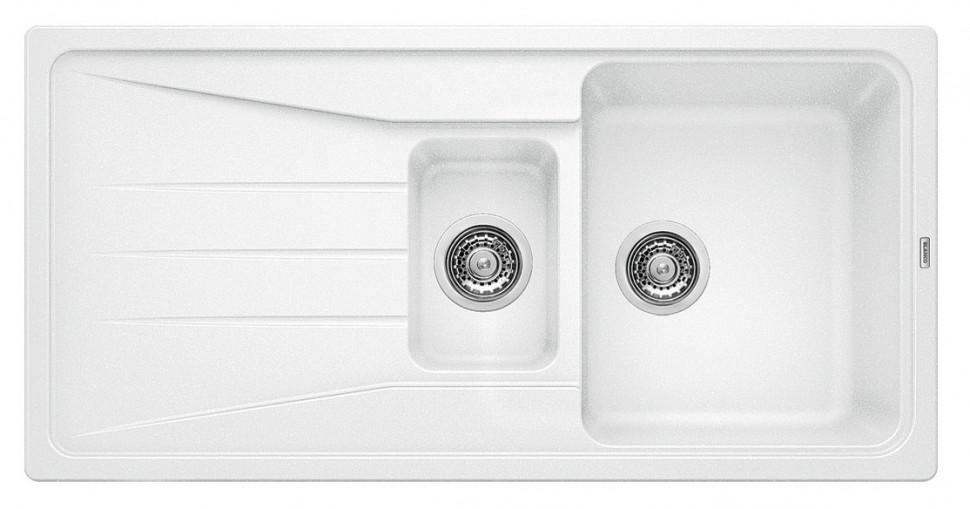 Кухонная мойка Blanco Sona 6S Белый 519855