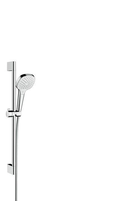 Душевой набор EcoSmart 9 л / мин 0,65 м Hansgrohe Croma Select E Vario 26583400 все цены